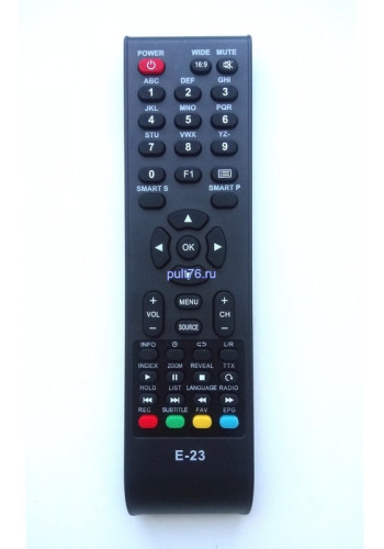 Пульт для телевизора Erisson (Эрисон, Эриссон) RC-E23