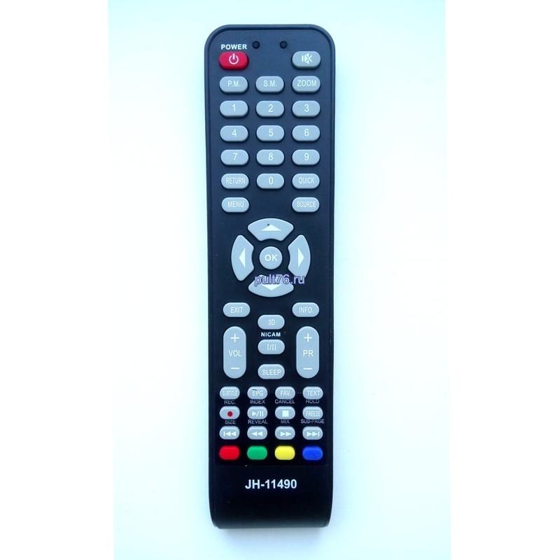 Пульт для телевизора Telefunken JH-11490 (32LES69)