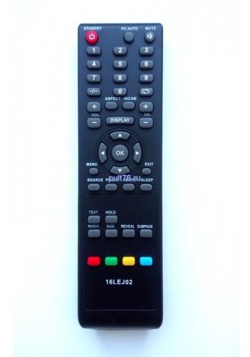 Пульт для телевизора Hyundai H-LED22V16, 24LEJ02