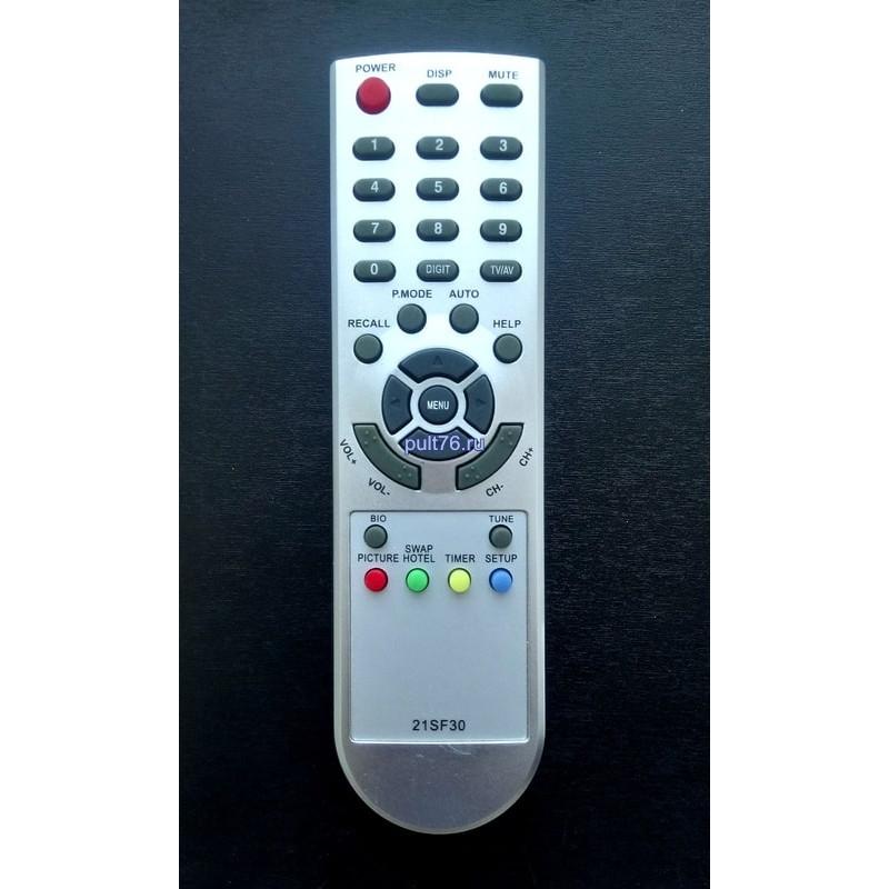 Пульт для телевизора Erisson 21SF30