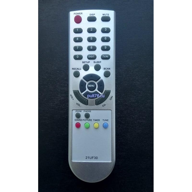 Пульт для телевизора Erisson 21UF30