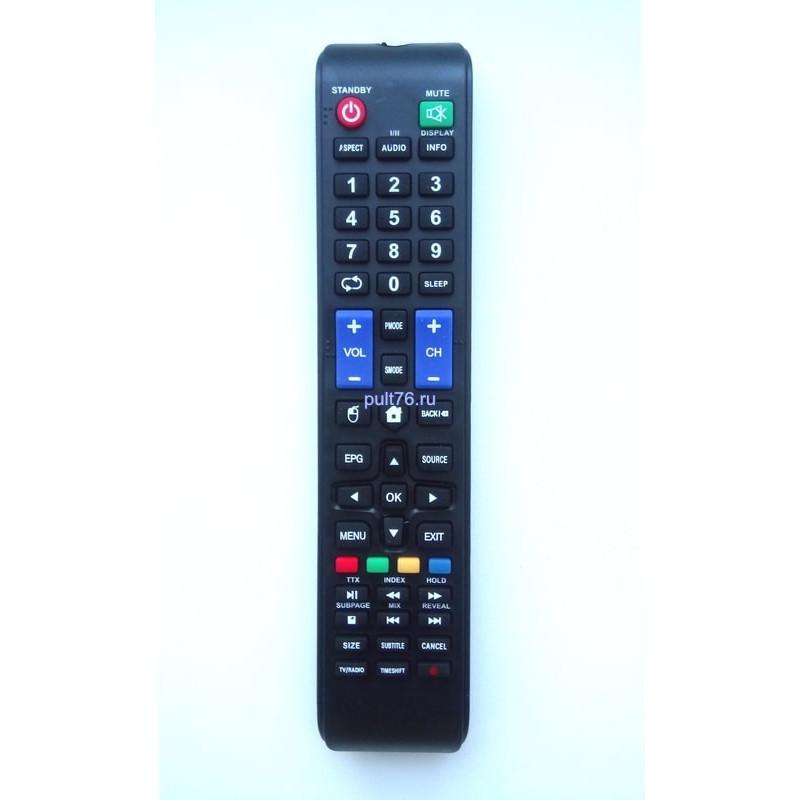 Пульт для телевизора Kraft 49ULES85T2SM, 55ULES85T2SM
