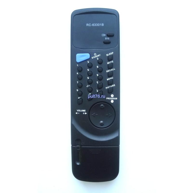 Пульт для телевизора Erisson 63301A