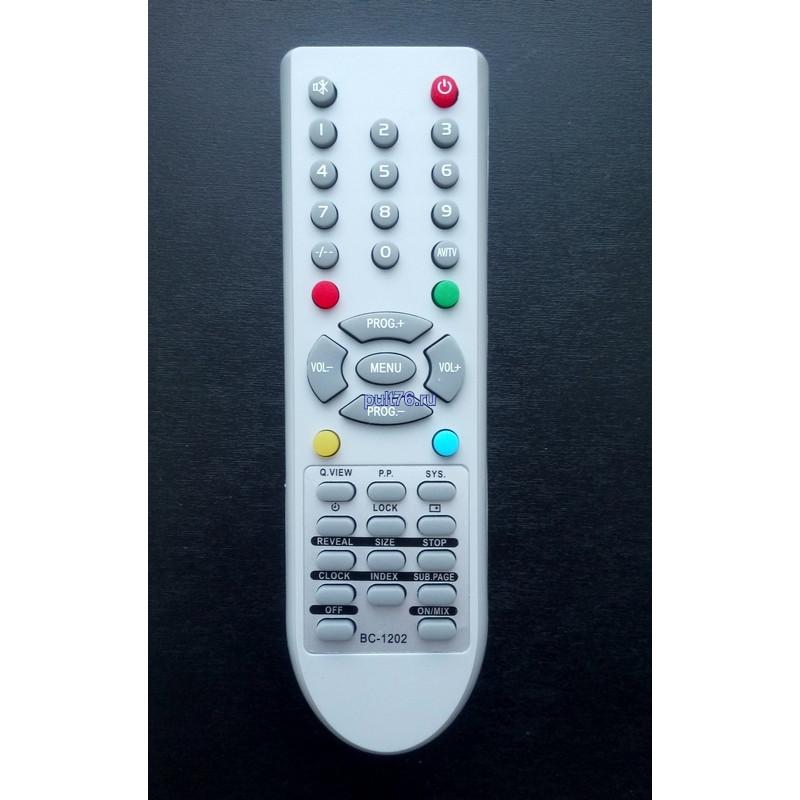 Пульт для телевизора Techno BC-1202 (SV-21N03)