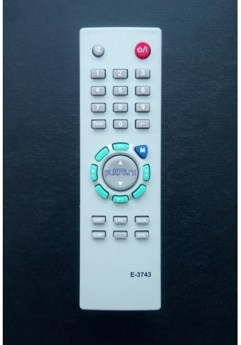 Пульт для телевизора Techno E3743