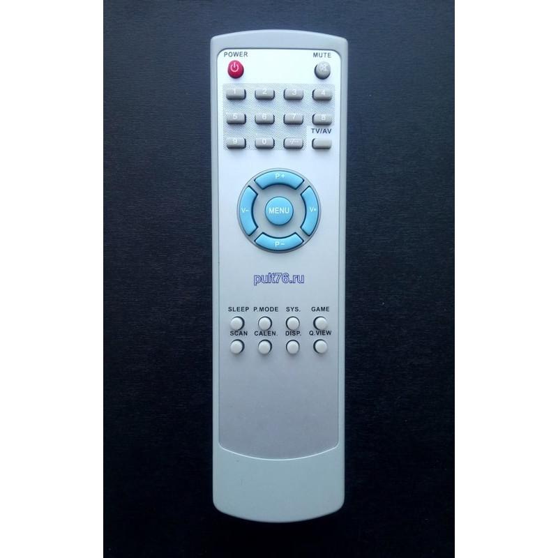 Пульт для телевизора Erisson KZG-103