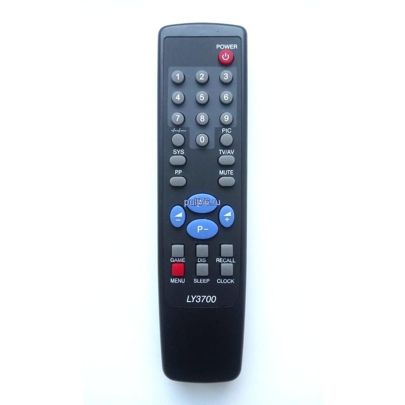 Пульт для телевизора Erisson LY-3700