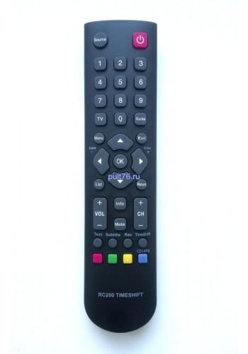 Пульт для телевизора Thomson RC200 Timeshift