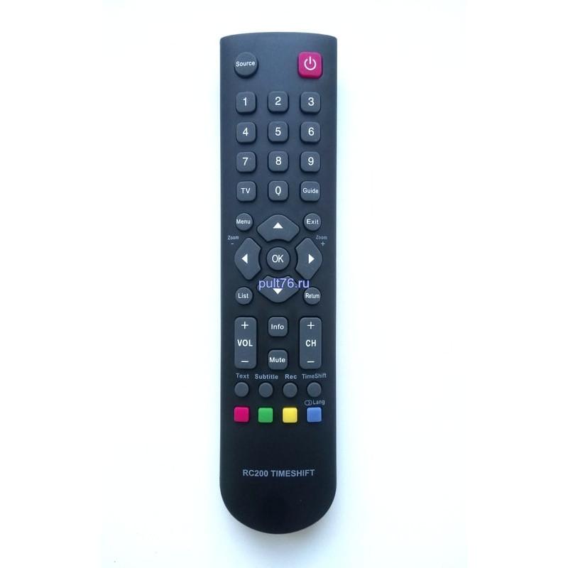 Пульт для телевизора Goldstar RC200 Timeshift