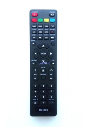 Пульт для телевизора Витязь (Vityaz) RS41C0 TIMESHIFT