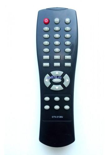 Пульт для телевизора Supra (Супра) CTV-2128U, CTV-2138U