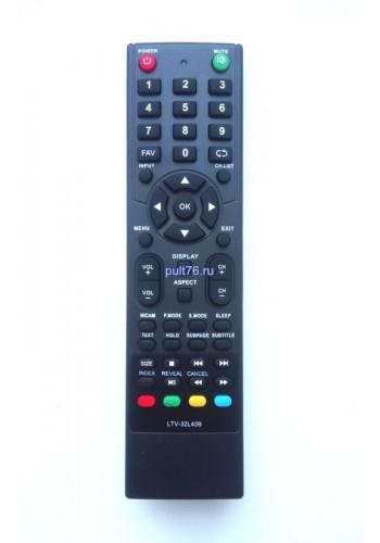 Пульт для телевизора Fusion (Фьюжен) LTV-32L40B