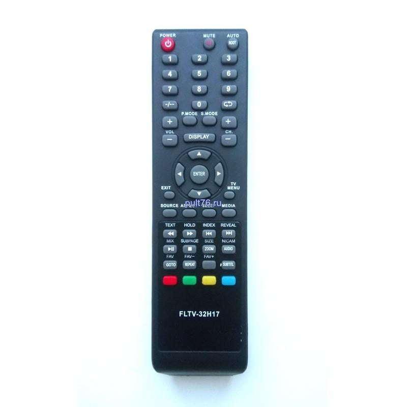 Пульт для телевизора Shivaki FLTV-32H17 (FLTV-32LF11)