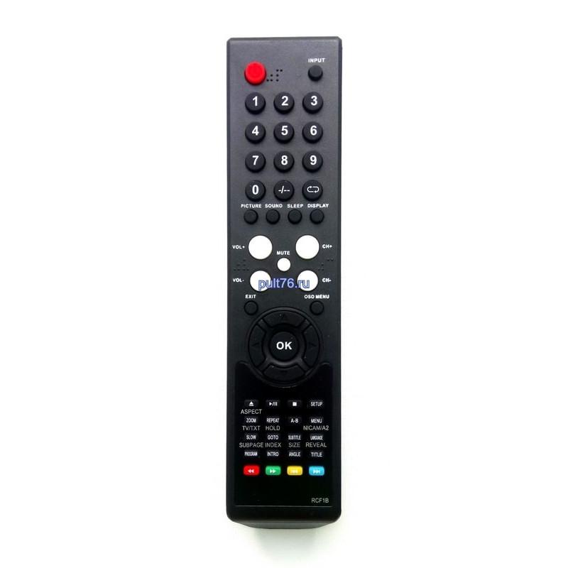 Пульт для телевизора Fusion (Фьюжен) RCF1B