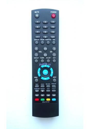 Пульт для телевизора Bravis ZSJ-5104 (FLTV-16C10)