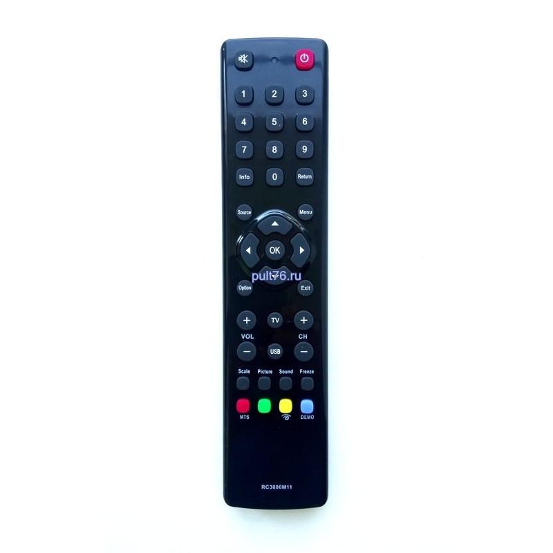 Пульт для телевизора Thomson RC3000M11