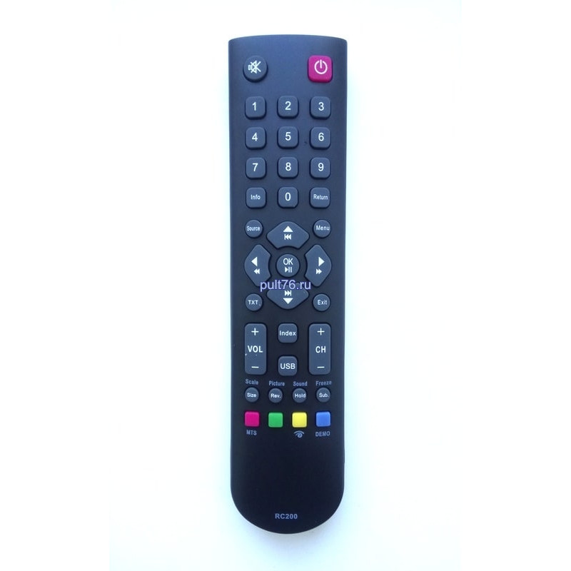 Пульт для телевизора Erisson RC200 (RC2000C)