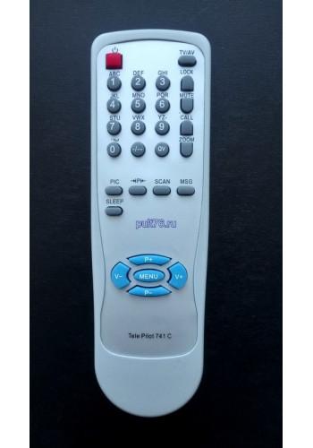 Пульт для телевизора Grundig TP-741C