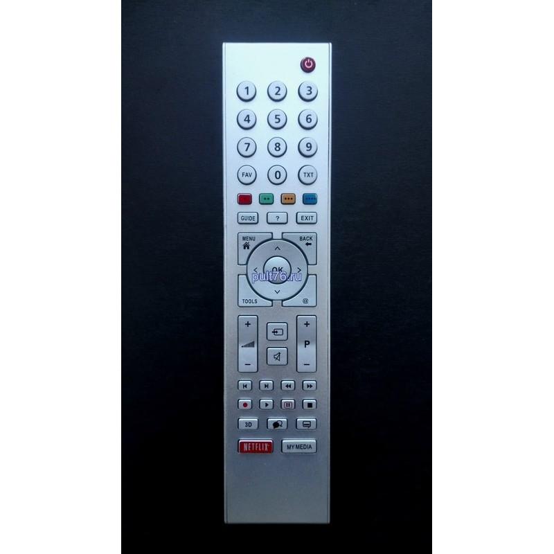 Пульт для телевизора Grundig TS4 кнопка NETFLIX
