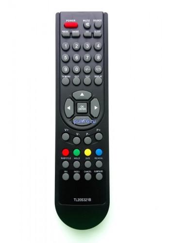 Пульт для телевизора Izumi (Изуми, Изюми) TL20S321B