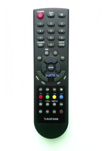 Пульт для телевизора Izumi (Изуми, Изюми) TLE22F205B