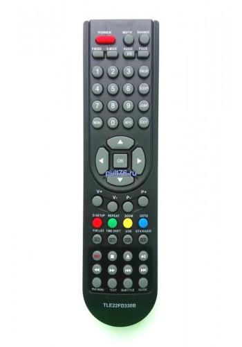 Пульт для телевизора Izumi (Изуми, Изюми) TLE22FD330B