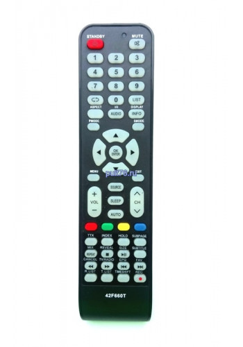 Пульт для телевизора Harper 42F660T