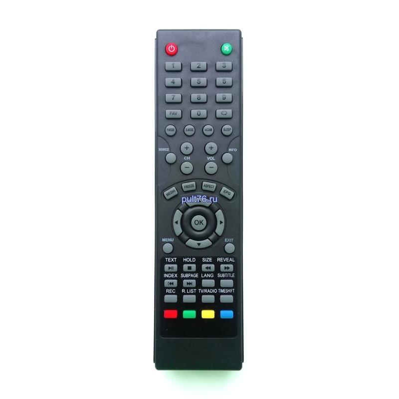 Пульт для телевизора Telefunken, Телефункен 55F470T