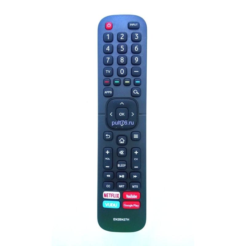 Пульт для телевизора Hisense (Хисенсе, Хайсенсе)  EN2BN27H