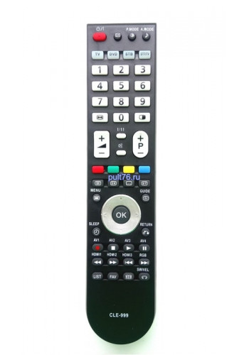 Пульт для телевизора Hitachi (Хитачи) CLE-999