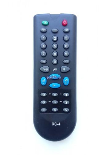 Пульт для телевизора Горизонт (Horizont) RC-4