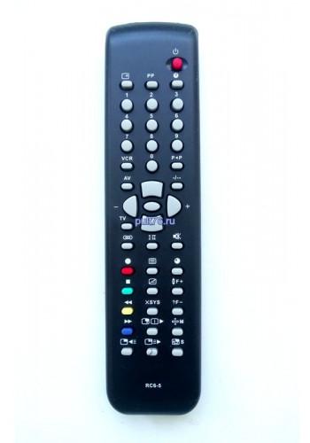 Пульт для телевизора Горизонт (Horizont) RC-6-5
