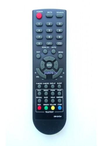 Пульт для телевизора Горизонт (Horizont) GW-2AEUR
