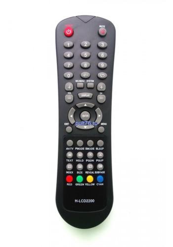 Пульт для телевизора Izumi H-LCD2200