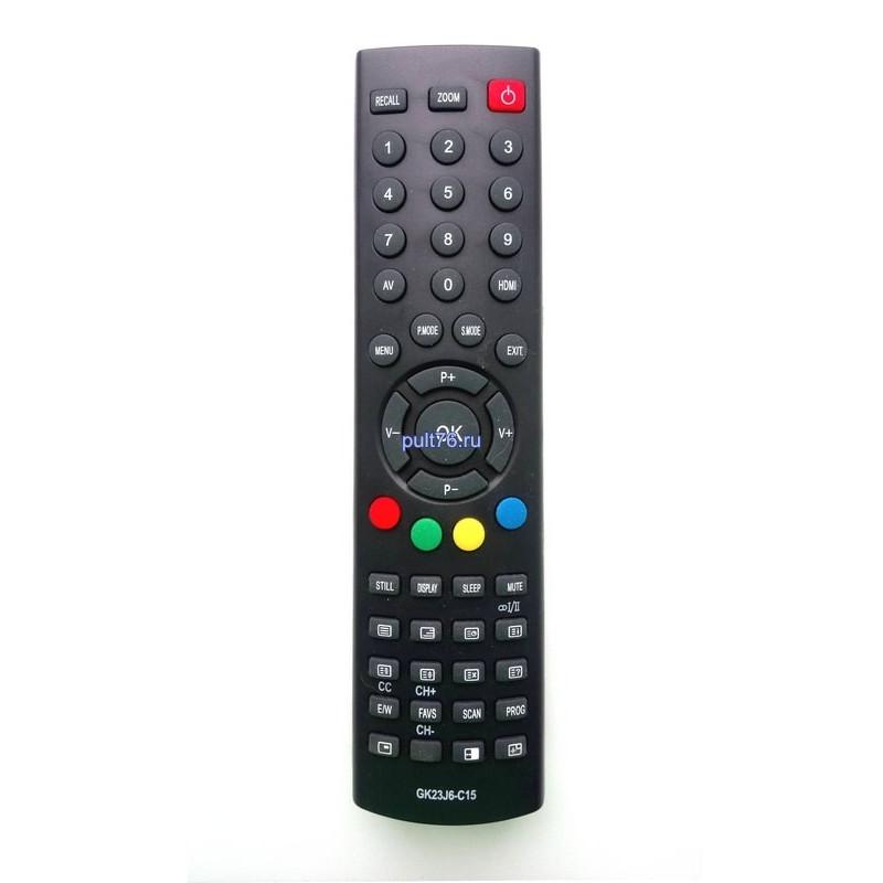 Пульт для телевизора Novex GK23J6-C15
