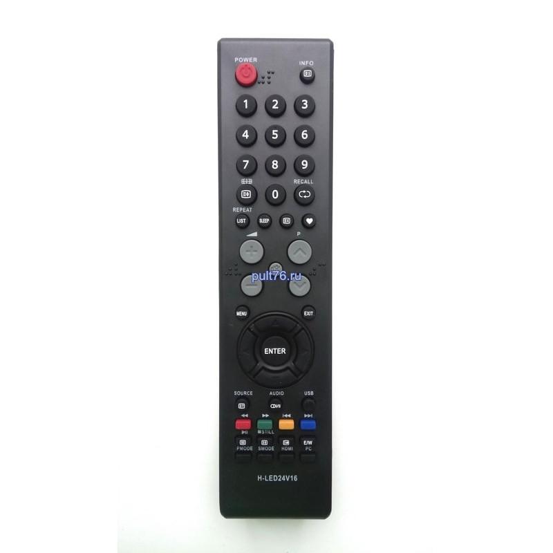 Пульт для телевизора Erisson H-LED24V16