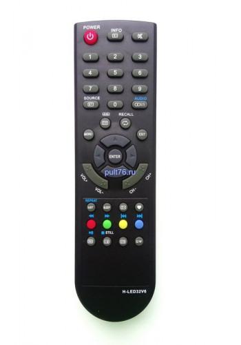 Пульт для телевизора Bravis H-LED32V6