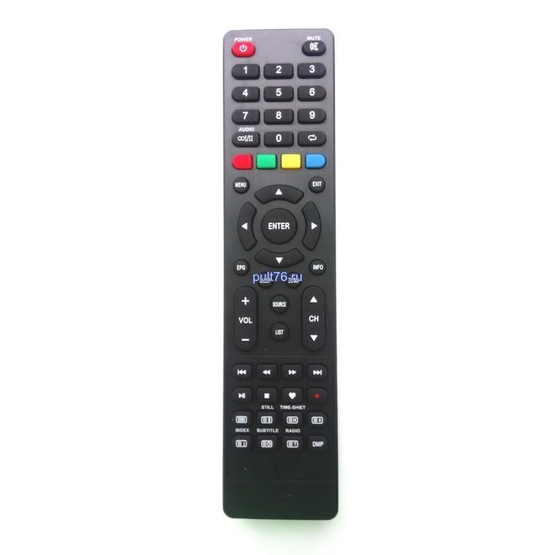 Пульт для телевизора Harper JKT-107