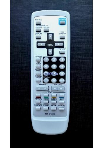 Пульт для телевизора JVC RM-C1013/RM-C1023