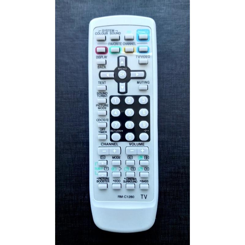 Пульт для телевизора JVC RM-C1280