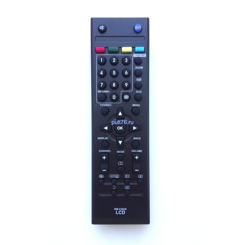 Пульт для телевизора JVC RM-C2020