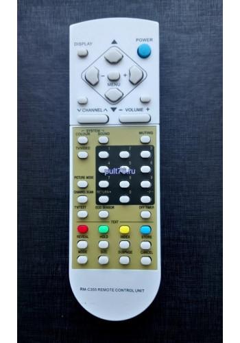 Пульт для телевизора JVC RM-C355