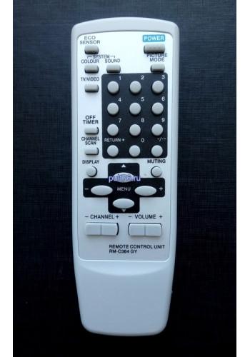 Пульт для телевизора JVC RM-C364