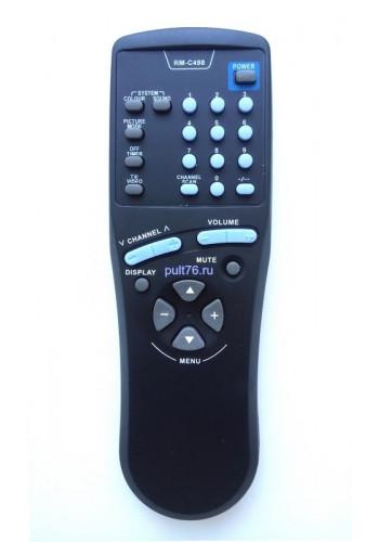 Пульт для телевизора JVC RM-C498