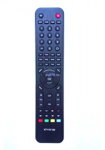 Пульт для телевизора Kivi KT1157-SX