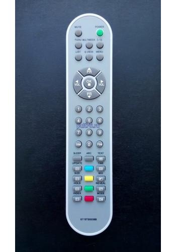 Пульт для телевизора LG 6710T00008B( 6710v00126P)