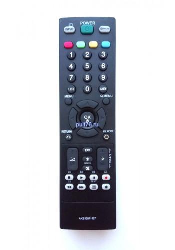 Пульт для телевизора LG AKB33871407