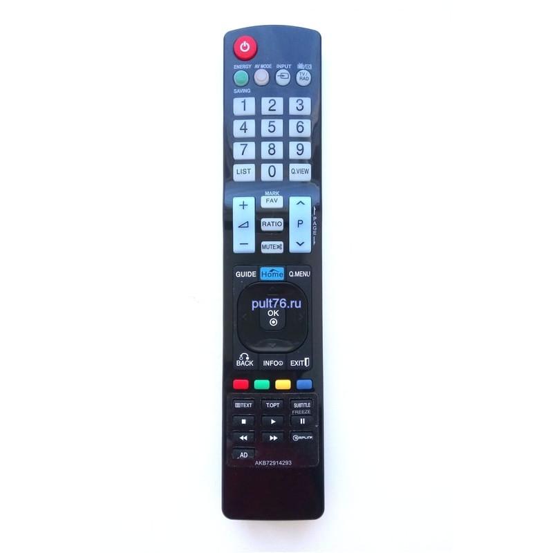 Пульт для телевизора LG AKB72914293