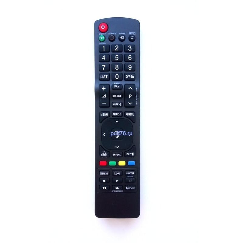 Пульт для телевизора LG AKB72915202