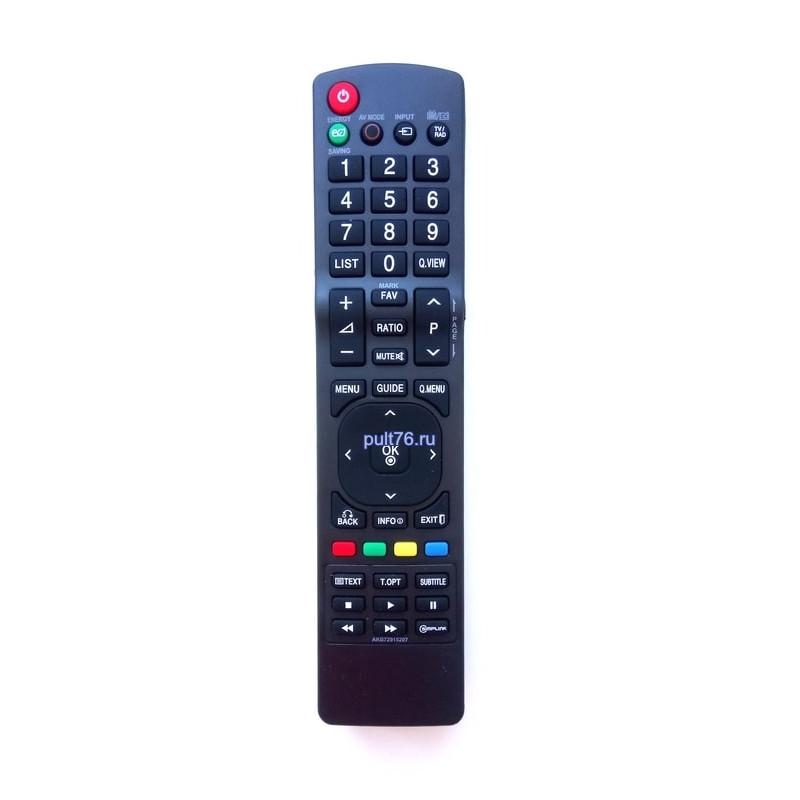 Пульт для телевизора LG AKB72915207